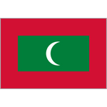 The Maldives logo