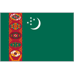 The Turkmenistan logo
