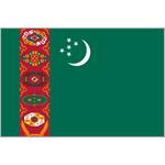 The Turkmenistan logo