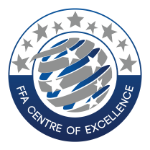 The FFA Centre of Excellence logo
